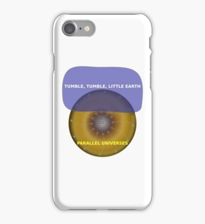 Parallel Universes - Earth iPhone Case/Skin