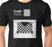 Crate System Unisex T-Shirt
