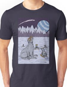 A Midwinter's Night on Ertrixia Unisex T-Shirt