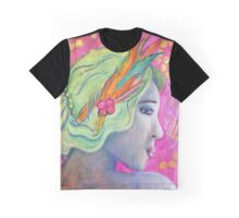 Persephone: Goddess of Spring Graphic T-Shirt