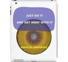 Parallel Universes - Nike2 iPad Case/Skin