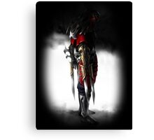 League of Legends - Zed - Phone Case and Shirt Canvas Print