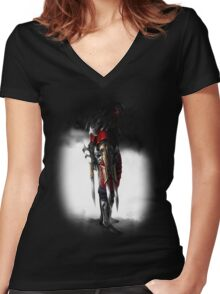 League of Legends - Zed - Phone Case and Shirt Women's Fitted V-Neck T-Shirt