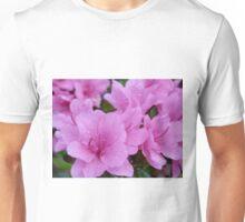 Azalea in bloom Unisex T-Shirt