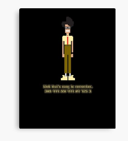 The It Crowd - Moss Canvas Print