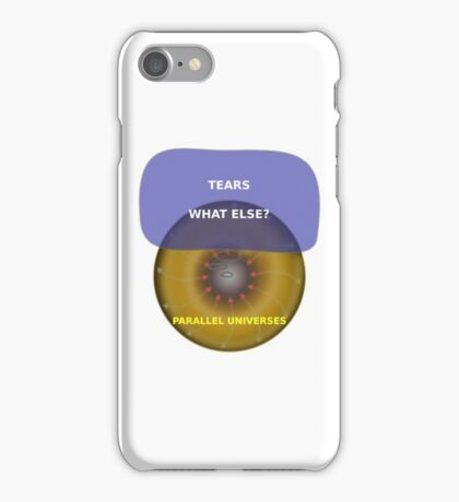Parallel Universes - Sears iPhone Case/Skin