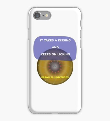 Parallel Universes - Timex iPhone Case/Skin