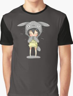 totoro cosplay Graphic T-Shirt