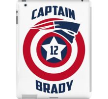Brady Mashup Captain  iPad Case/Skin