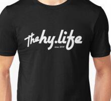 The Hy.Life White logo Unisex T-Shirt