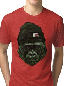 Gorillas-wildlife  Tri-blend T-Shirt