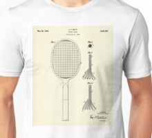 Racket String-1946 Unisex T-Shirt
