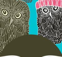 Snow owl Sticker