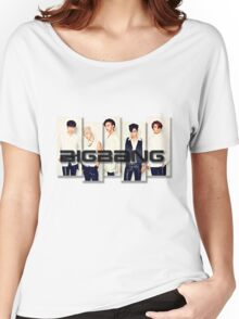 BigBang - 2 Women's Relaxed Fit T-Shirt
