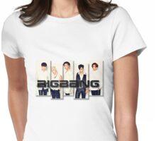 BigBang - 2 Womens Fitted T-Shirt