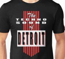 Detroit Techno Unisex T-Shirt