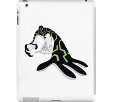 Ben Ten Alien iPad Case/Skin