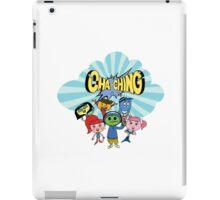 Cha Ching 1 iPad Case/Skin