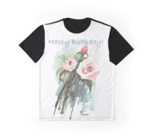 Happy birthday! May all your dreams come true! Graphic T-Shirt