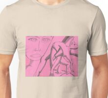 dark side of light Unisex T-Shirt