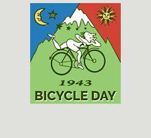 LSD - Bicycle Day 1943 Vintage T-Shirts Unisex T-Shirt