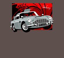 Aston Martin DB5 from Goldfinger Unisex T-Shirt