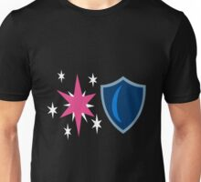 My little Pony - Twilight Sparkle + Nyx Cutie Mark Unisex T-Shirt