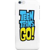 Teen Titans Go! Logo iPhone Case/Skin