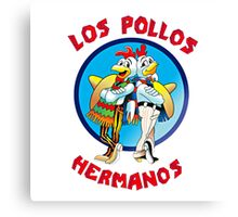 Los Pollos Hermanos Canvas Print