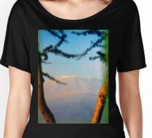 Mt. Kilimanjaro Women's Relaxed Fit T-Shirt