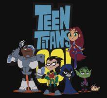 Teen Titans Go! One Piece - Short Sleeve
