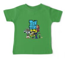 Teen Titans Go! Baby Tee