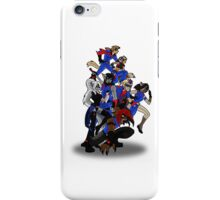 Nova Squadron iPhone Case/Skin