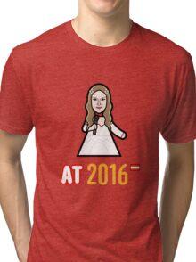 Austria 2016 Tri-blend T-Shirt