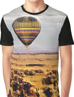 Experiencing The Great Migration Graphic T-Shirt