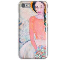 Blossoms and Blessings iPhone Case/Skin
