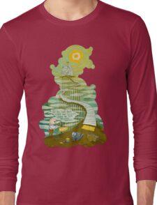 Home Long Sleeve T-Shirt