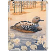 Mother Goose  iPad Case/Skin