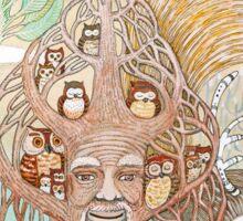 Forest Spirits Sticker