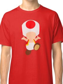 Toad (Red) Classic T-Shirt