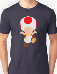 Toad (Red) Unisex T-Shirt