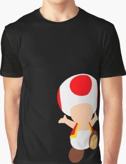 Toad (Red) Graphic T-Shirt