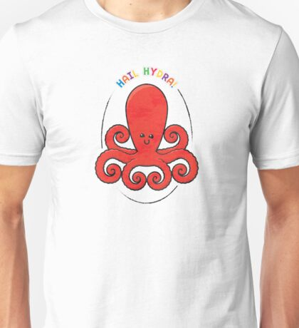 The Acclaimed Octopus Unisex T-Shirt