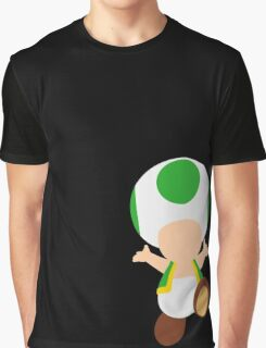 Toad (Green) Graphic T-Shirt