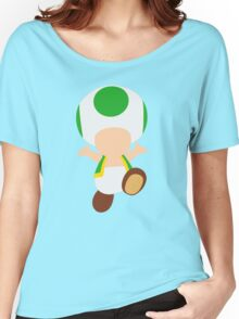 Toad (Green) Women's Relaxed Fit T-Shirt