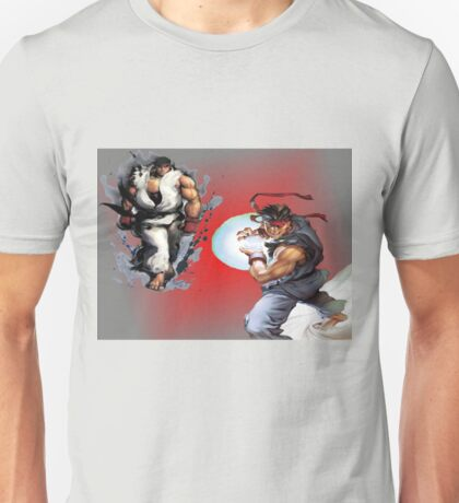 Ryu from Street Fighter Unisex T-Shirt