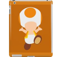 Toad (Orange) iPad Case/Skin