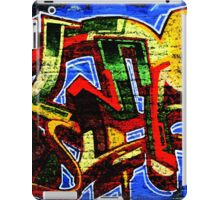 Graffiti 17 iPad Case/Skin