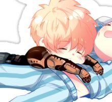 OPM Sleep Sticker
