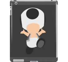 Toad (Black) iPad Case/Skin